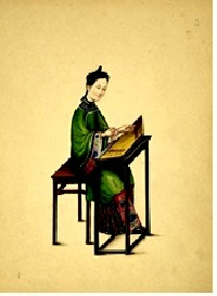 Playing a zheng.jpg